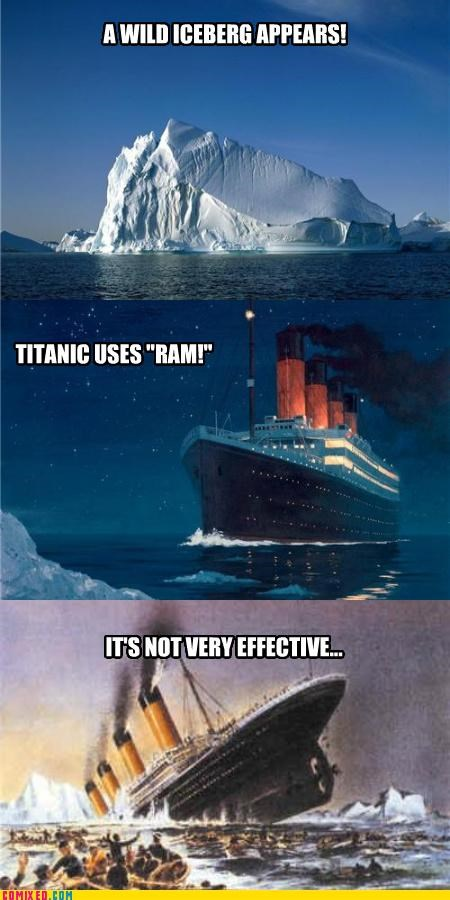 combat history its not very effective jk Pokémon the internets titanic why-so-srs - 3874385664