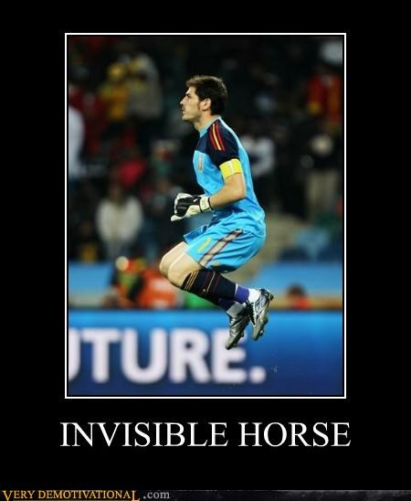animals hilarious invisibility my horse is amazing soccer sports