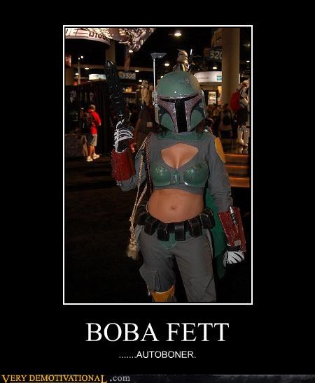 awesome,babe,boba fett,boner,boobs,costume,Pure Awesome,sci fi,star wars