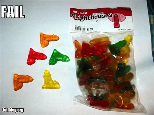 candy failboat innuendo lighthouses shapes - 3877093632