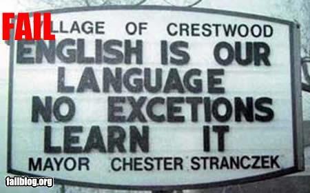english failboat language signs - 3878787840