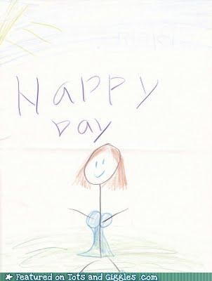 attraction,bosom,chest,days,drawings,figures,fun,funny-kids-drawings-happy-day,good,happiness,happy day,hubba hubba,pictures,silly,stick figures,time,Tots and Crafts,weeks