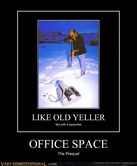 Hunter S Thompson Office Space angry - 3880914176