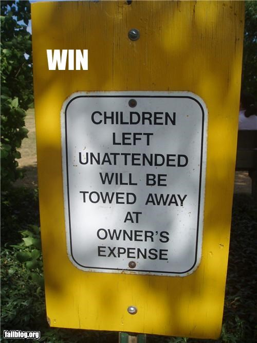 children,consequences,expense,failboat,g rated,signs,towed