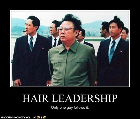 demotivational foreign funny Kim Jong-Il lolz - 3882939392