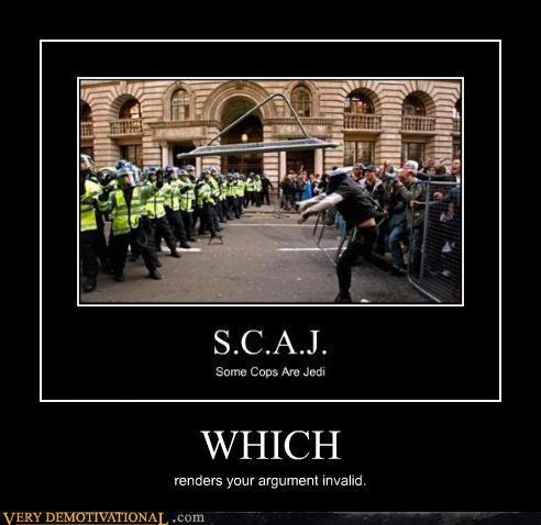 cops argument invalid Jedi - 3883104000