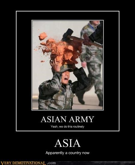 brick head asia army
