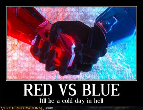 red vs blue halo - 3883435008