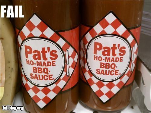 bottle failboat innuendo label sauce spelling - 3885858816