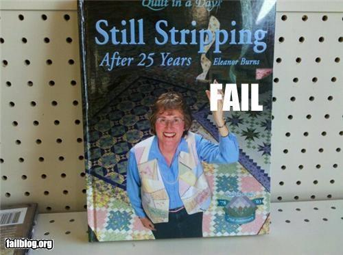 books classic eww failboat strippers titles - 3886968832
