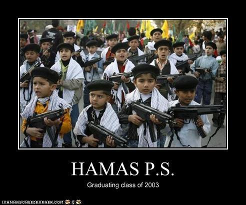 HAMAS P.S. Graduating class of 2003