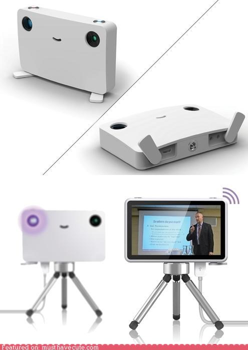 gadget Pico Pico camera projector - 3889334528