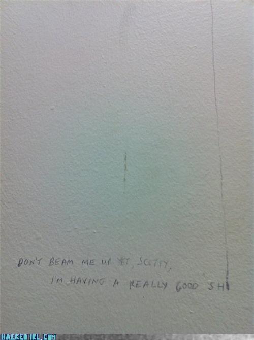 bathroom humor Star Trek - 3889596416