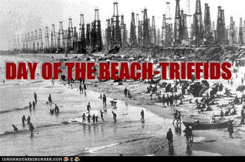 DAY OF THE BEACH-TRIFFIDS