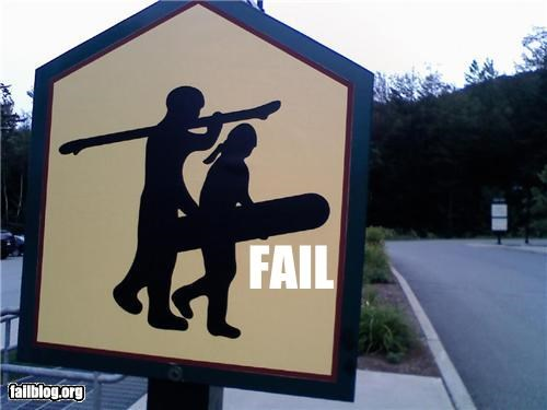 failboat,signs,silhouette,skiing,snowboarding,Things That Are Doing It