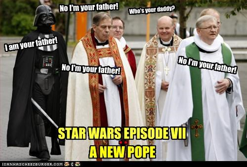 darth vader funny lolz pop culture religion sci fi star wars - 3889673472