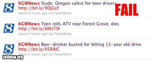 failboat,headlines,online,placement,Probably bad News,twitter