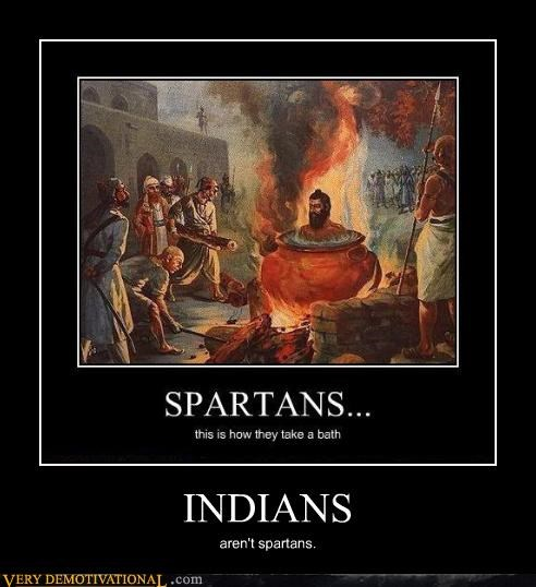 indians spartans boiled alive - 3890034944