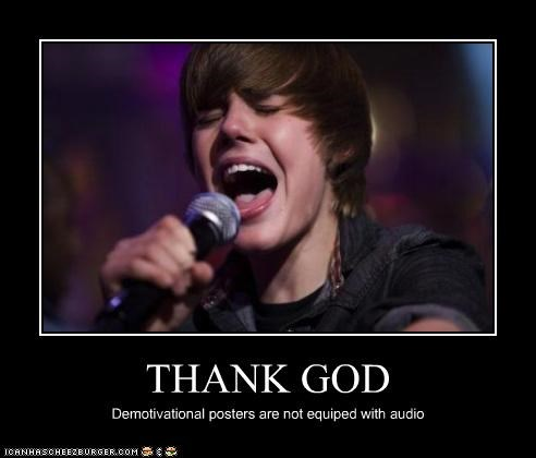 celeb demotivational funny justin bieber Music pop tween - 3891941376