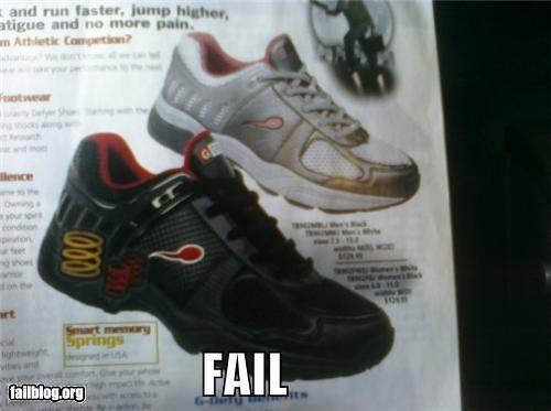 failboat innuendo logos shoes sperm - 3893157120