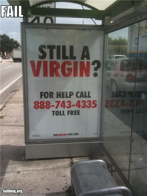 advertisement failboat signs virgins win - 3893169152