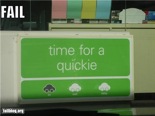 car wash cars failboat innuendo sign - 3893169408