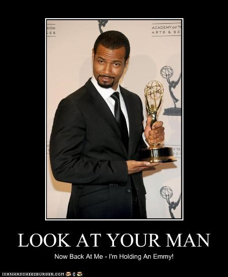 celebrity-pictures-old-spice-guy-emmy lolz - 3893345280