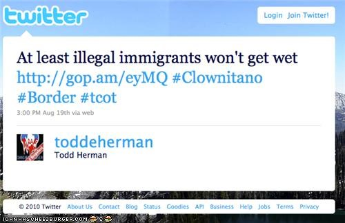 news,rnc,social,Todd Herman,twitter,wtf