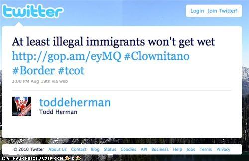 news rnc social Todd Herman twitter wtf - 3894078208