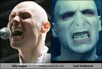billy corgan,Lord Voldemort