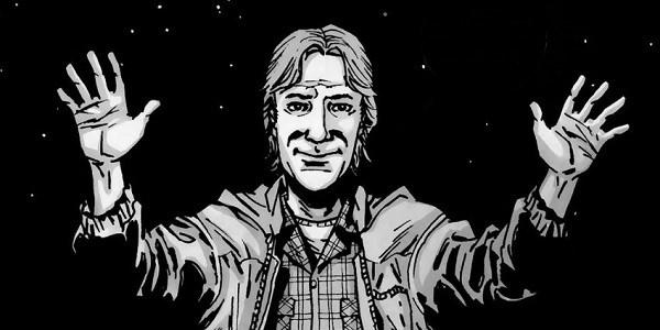 twitter aaron gay couple The Walking Dead - 389637