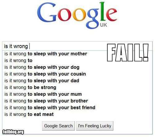 Autocomplete Me eww failboat family google keeping it in the family searches sexy time - 3896804096