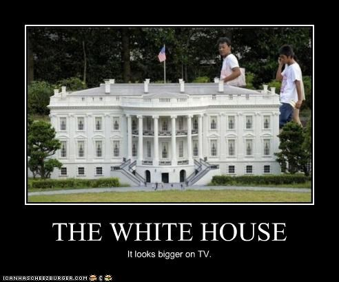 demotivational funny lolz model White house - 3897465600