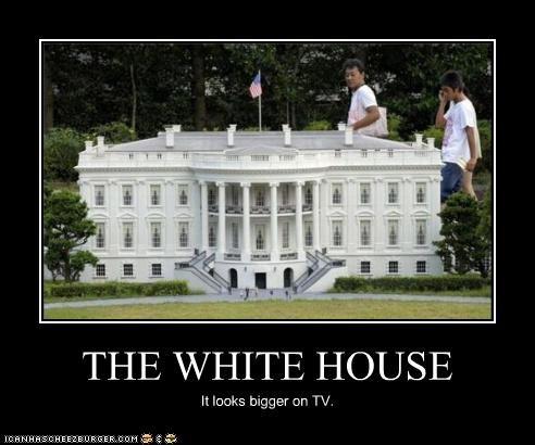 demotivational funny lolz model White house - 3897465600