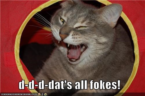 caption captioned cat catchphrase end looney tunes quote - 3897703424