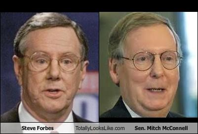 senator mitch mcconnell steve forbes - 3897814784