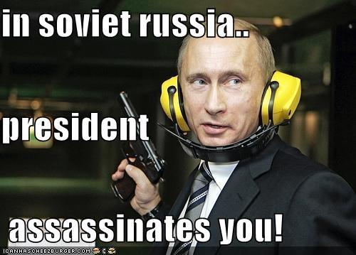 funny lolz Vladimir Putin vladurday - 3899111680