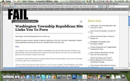 failboat links politics pr0n Probably bad News Republicans thank you interents win - 3899878400