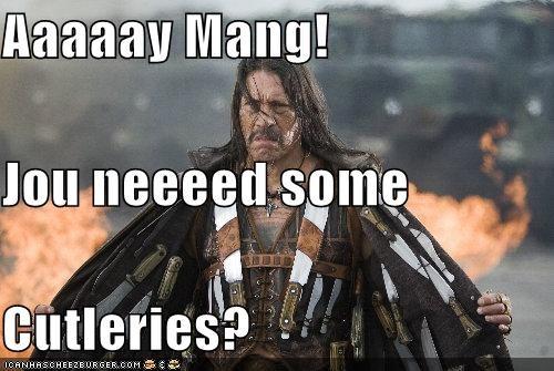 actor celeb Danny Trejo funny machete Movie - 3899961856