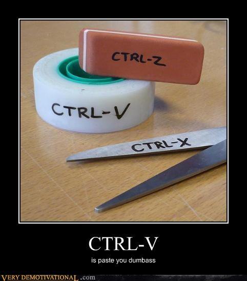 computers control idiots IRL tape - 3902135808