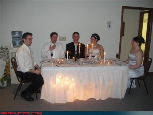Head Table Fail