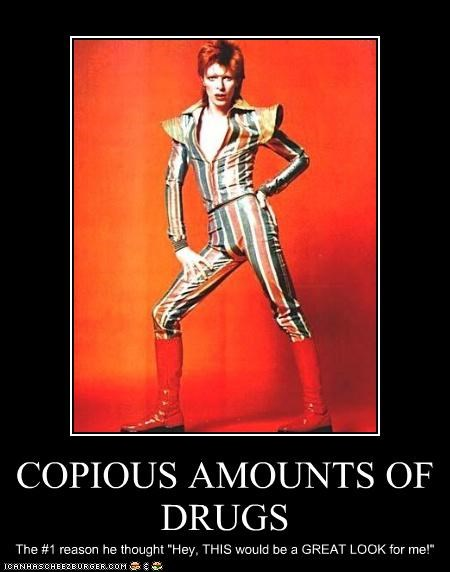 celeb,david bowie,demotivational,funny,Music