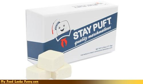 fiction,Ghostbusters,marshmallows,Movie,product,stay puft