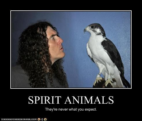 celebrity-pictures-weird-al-spirit-animals,lolz