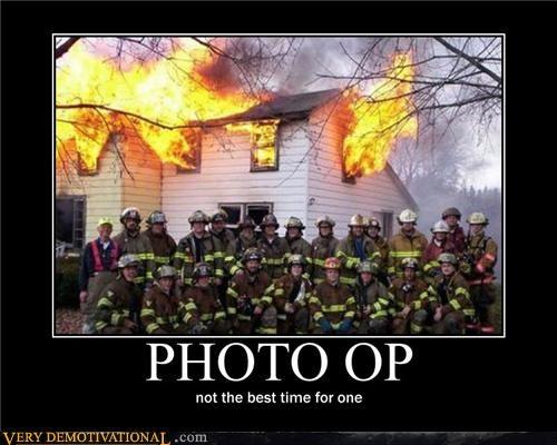 OP fireman wtf fire Photo - 3904834560