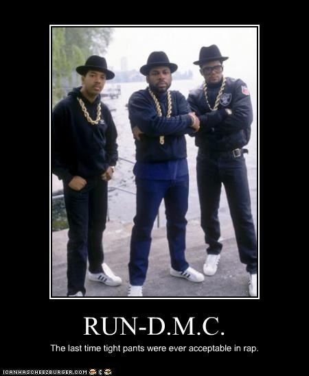 celeb,demotivational,funny,Music,Run DMC