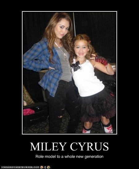 actor celeb demotivational funny miley cyrus Music - 3905605632