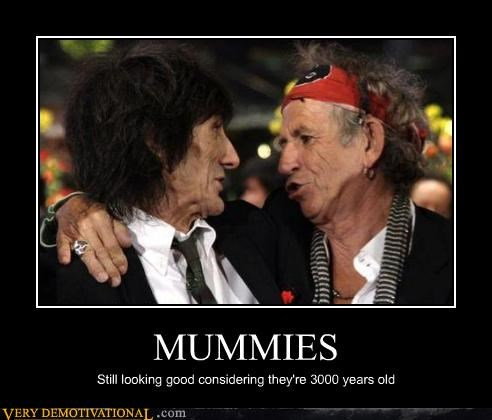 old mummy rolling stones - 3906154752