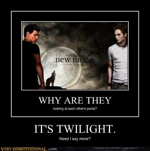 wtf pants oh yeah twilight - 3907417344