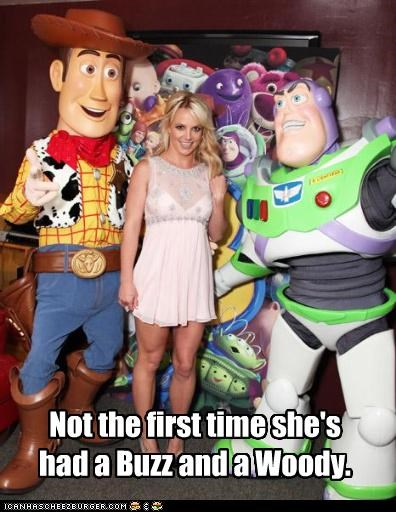 britney spears celeb funny Music toy story - 3907667200